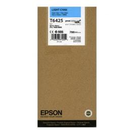 Epson Tinte T6365 Light Cyan UltraChrome HDR, 700 ml