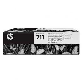 HP Druckkopf-Austauschkit Nr. 711 C1Q10A