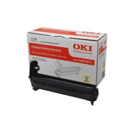 OKI Bildtrommel Yellow für C5650 C5750, 20.000 Seiten