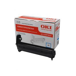 OKI Bildtrommel Cyan für C5850 C5950 MC560, 20.000 Seiten
