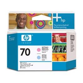 HP Druckkopf Nr. 70 C9405A Light Cyan + Light Magenta