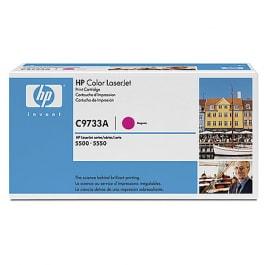 HP Toner C9733A Magenta für Color Laserjet 5500 5550, 12k
