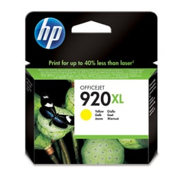 HP Tinte Nr. 920XL CD974AE Yellow, 6 ml