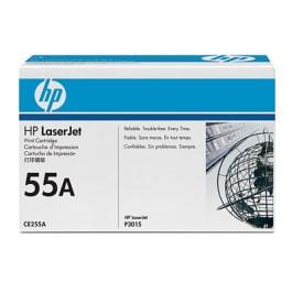 HP Toner CE255A Schwarz für P3015 M525 M521 6k