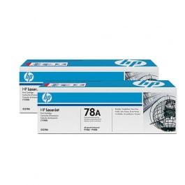 HP Toner CE278AD Schwarz für LaserJet P1566 P1606 M1536 2x 2.100 Seiten