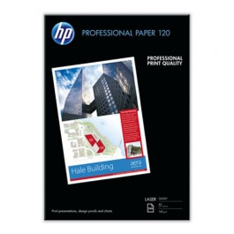 HP Professional Glossy Paper CG969A A3 120 g/m²