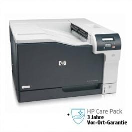 HP Color Laserjet CP5225n mit 3 Jahren Vor-Ort-Garantie