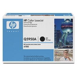 HP Toner Schwarz Q5950A für Color LaserJet 4700, 11k
