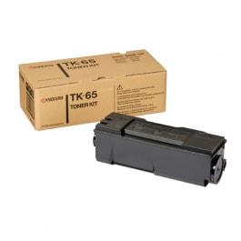 Kyocera Toner Kit TK-65, Schwarz, für FS-3820 FS-3830, 20.000 Seiten