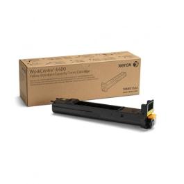Xerox Toner 106R01322 Yellow für WorkCentre 6400, 8000 Seiten