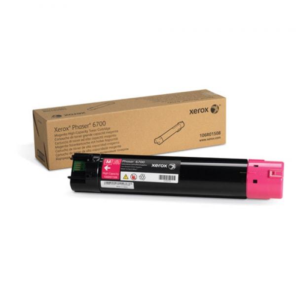 Xerox Toner Magenta HC für Phaser 6700, 12.000 Seiten