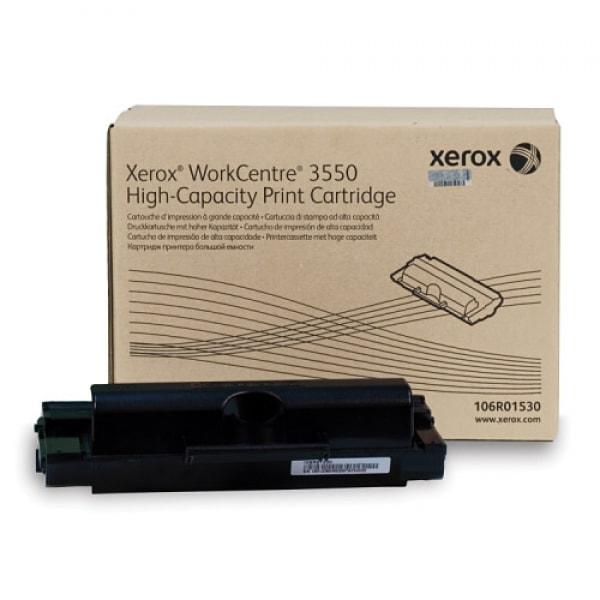 Xerox Toner Schwarz für WorkCentre 3550