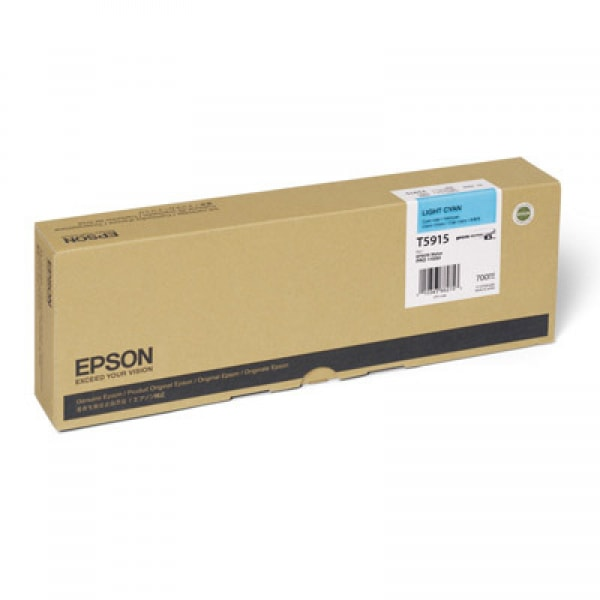 Epson Tinte T5915 Light Cyan, 700 ml