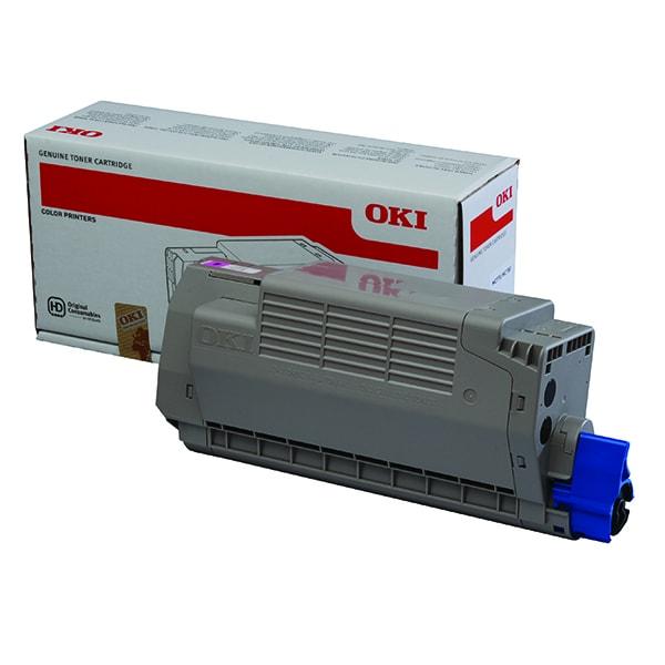 OKI Toner Magenta für MC770 MC780, 11.500 Seiten