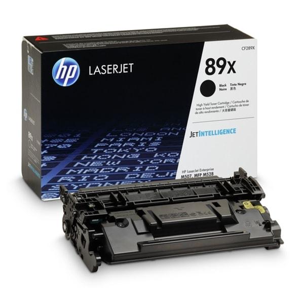 HP Toner 89X CF289X Schwarz