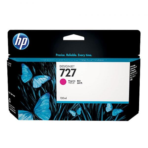HP Tinte Nr. 727 B3P20A Magenta, 130 ml