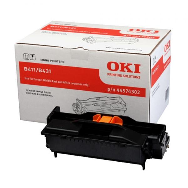 OKI Bildtrommel für B411 B412 B432 B431 MB472 MB491 MB492 MB562, 25.000 Seiten