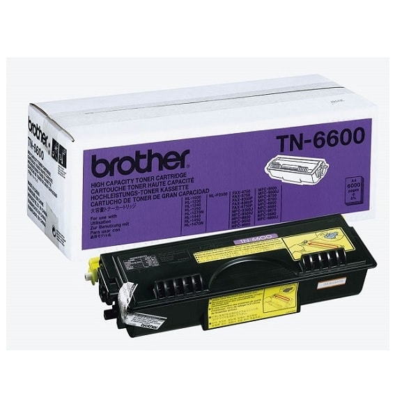 Brother Toner Schwarz TN-6600