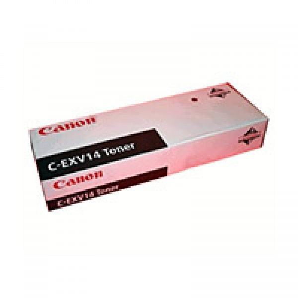 Canon Toner C-EXV14 Schwarz für iR2016 iR2018 iR2022 iR2025 iR2030, 2x 8.300 Seiten
