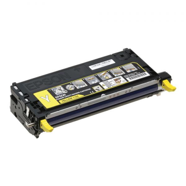 Epson Toner Yellow LC für C2800, 2k