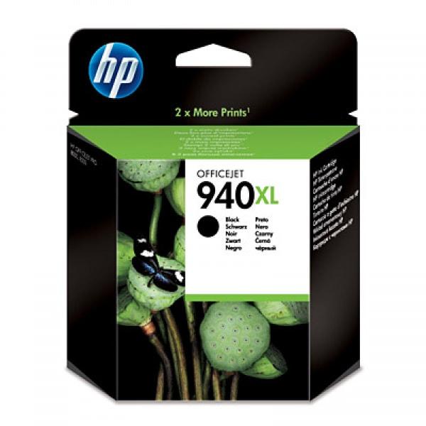 HP Tinte Nr. 940XL C4906AE Schwarz, 69 ml