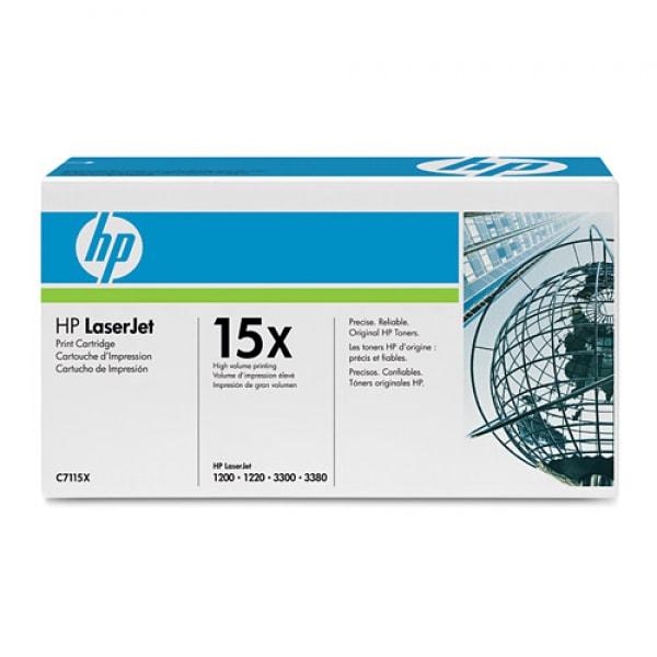HP Toner C7115X für Laserjet 1000 1200 3300, 3k5