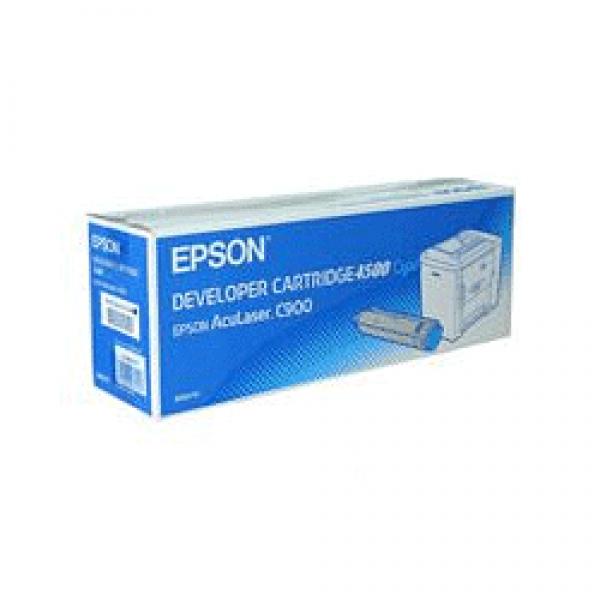 Epson Toner Cyan für C900 C1900, 4.500 Seiten