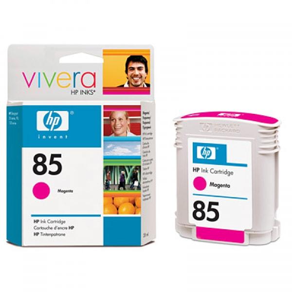 HP Tinte Nr. 85 C9426A Magenta, 28 ml