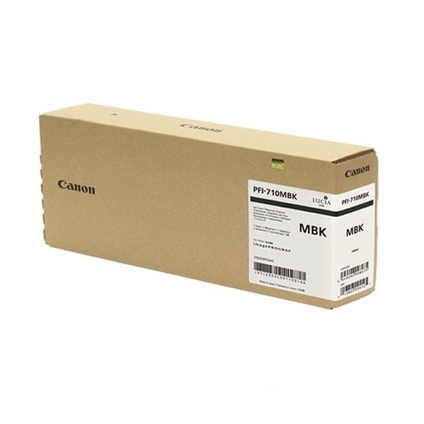 Canon Tinte PFI-710 MBK Mattschwarz