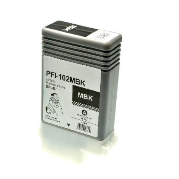 Canon Tinte PFI-102 Mattschwarz