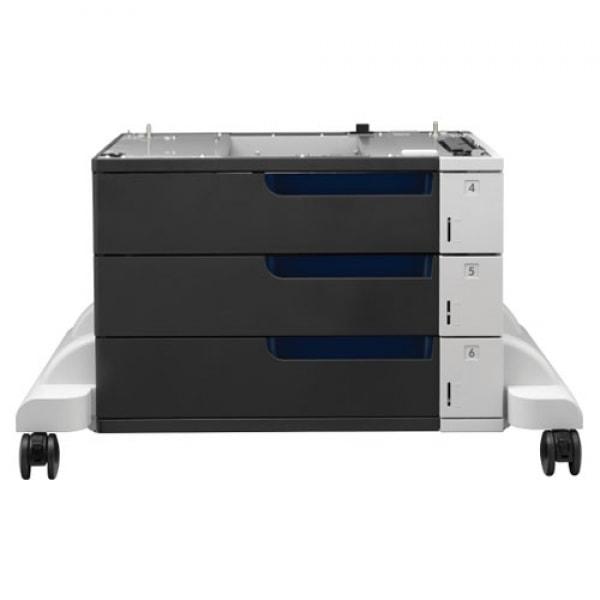 HP Papierzufuhr mit Unterstand CE725A für Laserjet Enterprise M750 M775, 3x 500 Blatt