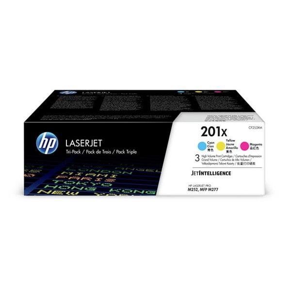 HP Tonerset CF253XM