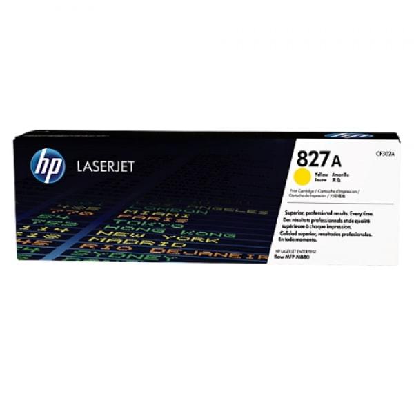 HP Toner CF302A Yellow für Color LaserJet M880 Serie, 32.000 Seiten