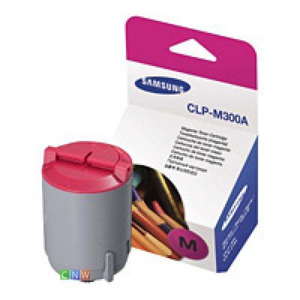 Samsung Toner Magenta für CLP-300 / CLX-2160 / CLX-3160, 1.000 S