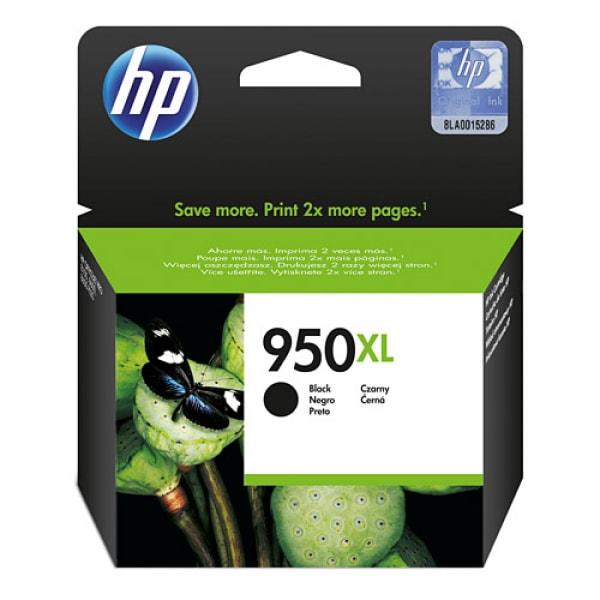 HP Tinte Nr. 950XL Schwarz