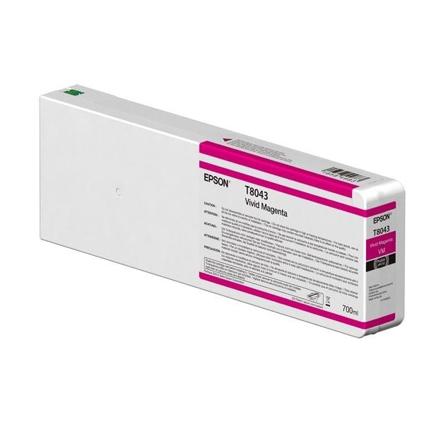 Epson Tinte T804300 Vivid Magenta