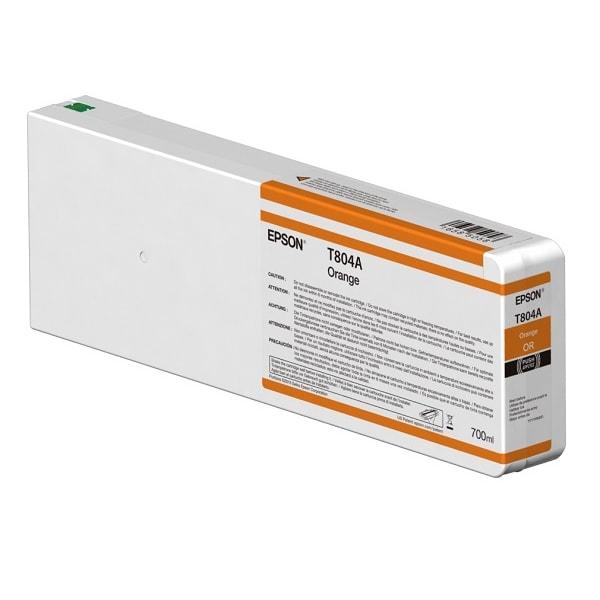 Epson Tinte T804A00 Orange
