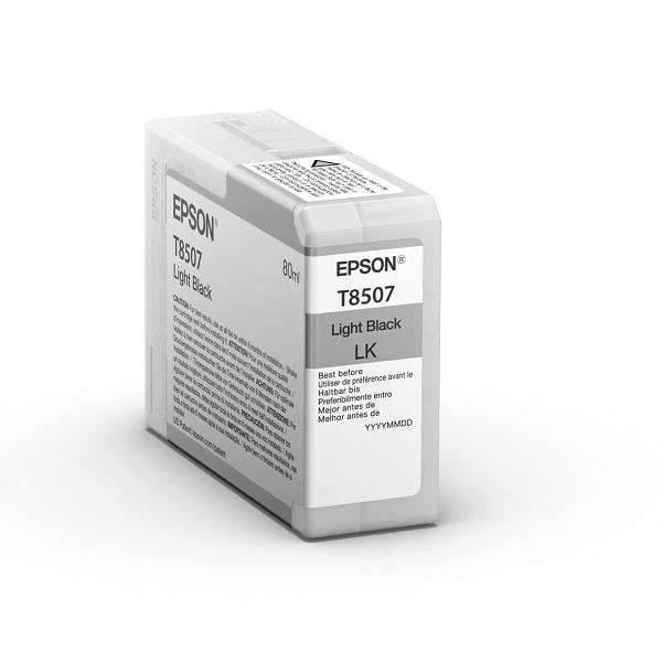 Epson Tinte T8507 Light Black