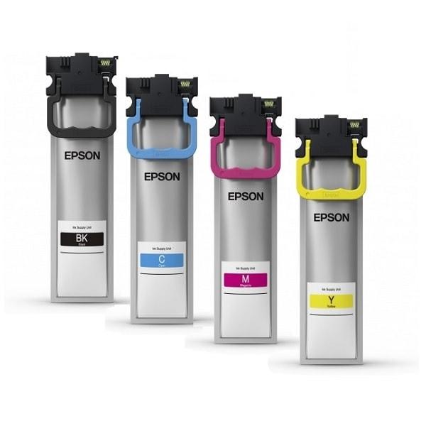 Epson Tintenset XL für WF-C5210, WF-C5290, WF-C5710 und WF-C5790