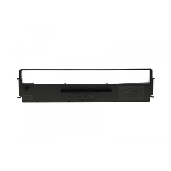 EPSON Farbband Schwarz C13S015633 für LQ-350/300/+/+II