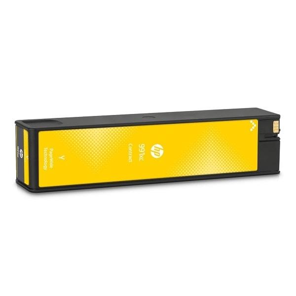 HP Tinte 991XC Gelb