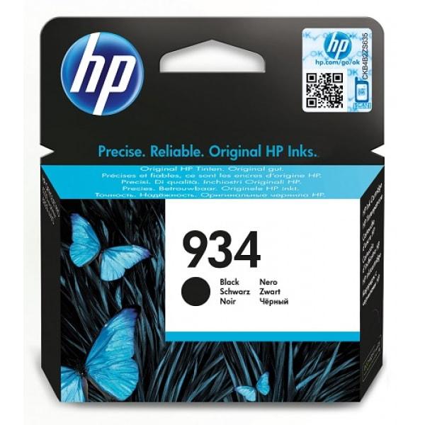 HP Tinte Nr. 934 Schwarz