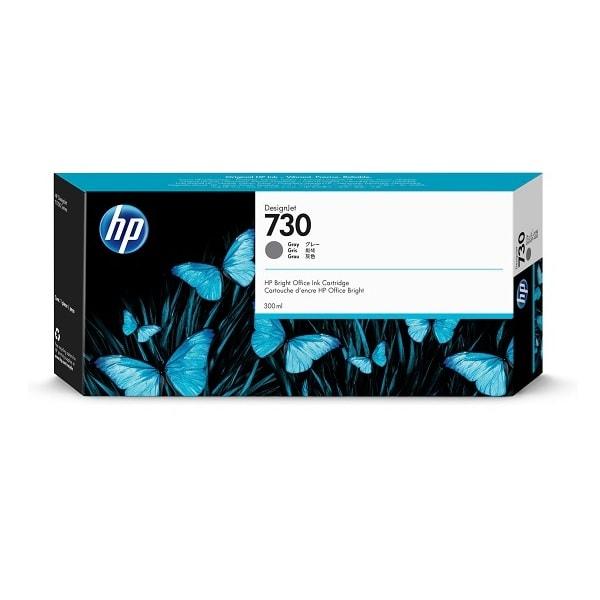 HP 730 DesignJet Tintenpatrone Grau 300 ml (P2V72A)