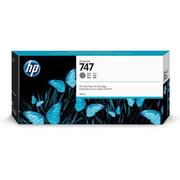 HP Tinte Nr. 747 Grau P2V86A