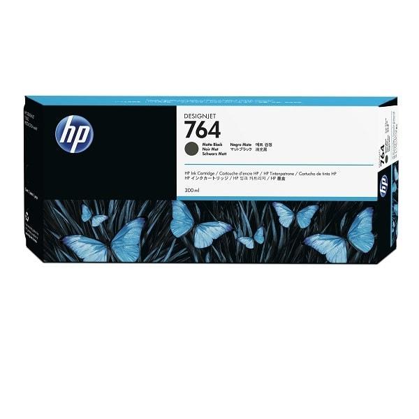 HP Tinte 764 Mattschwarz C1Q16A