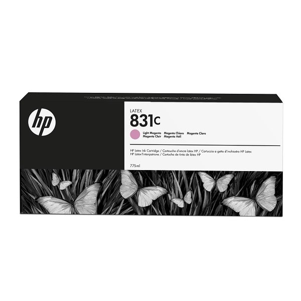 HP Latex-Tinte 831C Light Magenta
