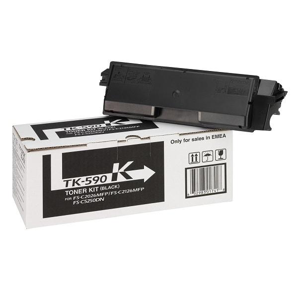 Kyocera Toner Kit TK-590K