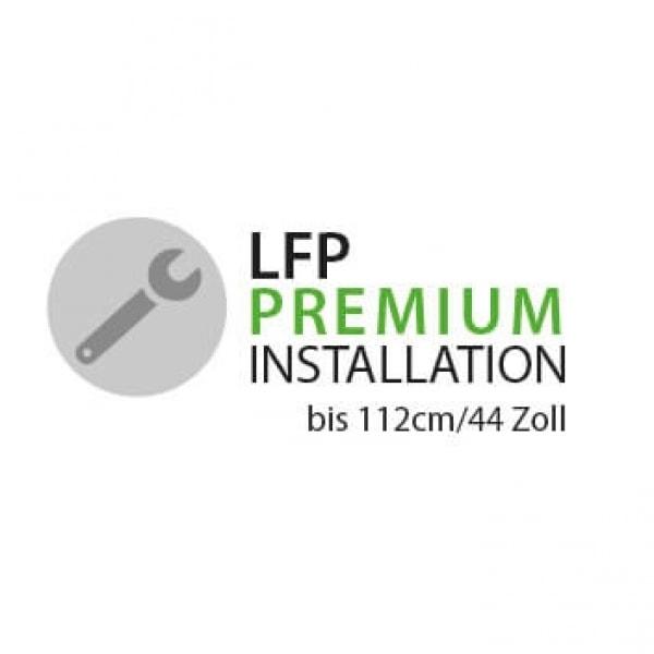 Premium Installation für Großformatdrucker bis 112 cm / 44 Zoll