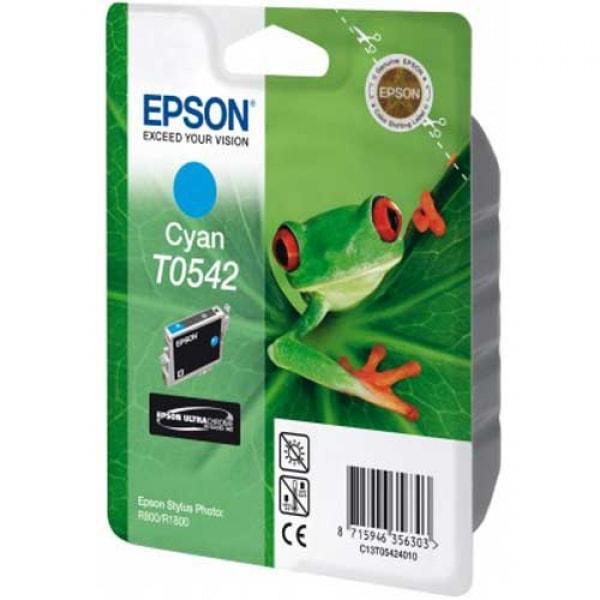 Epson Tinte T0542 Cyan, 13 ml