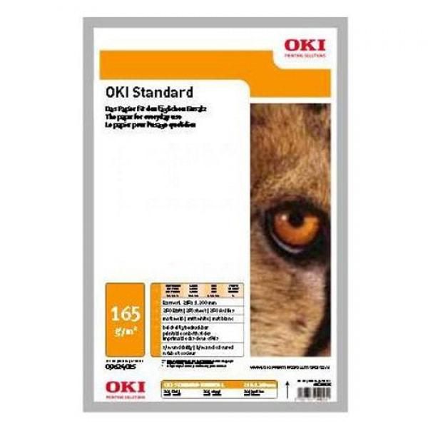 OKI Standard Papier Banner 215 x 900 mm, 305 g/m²